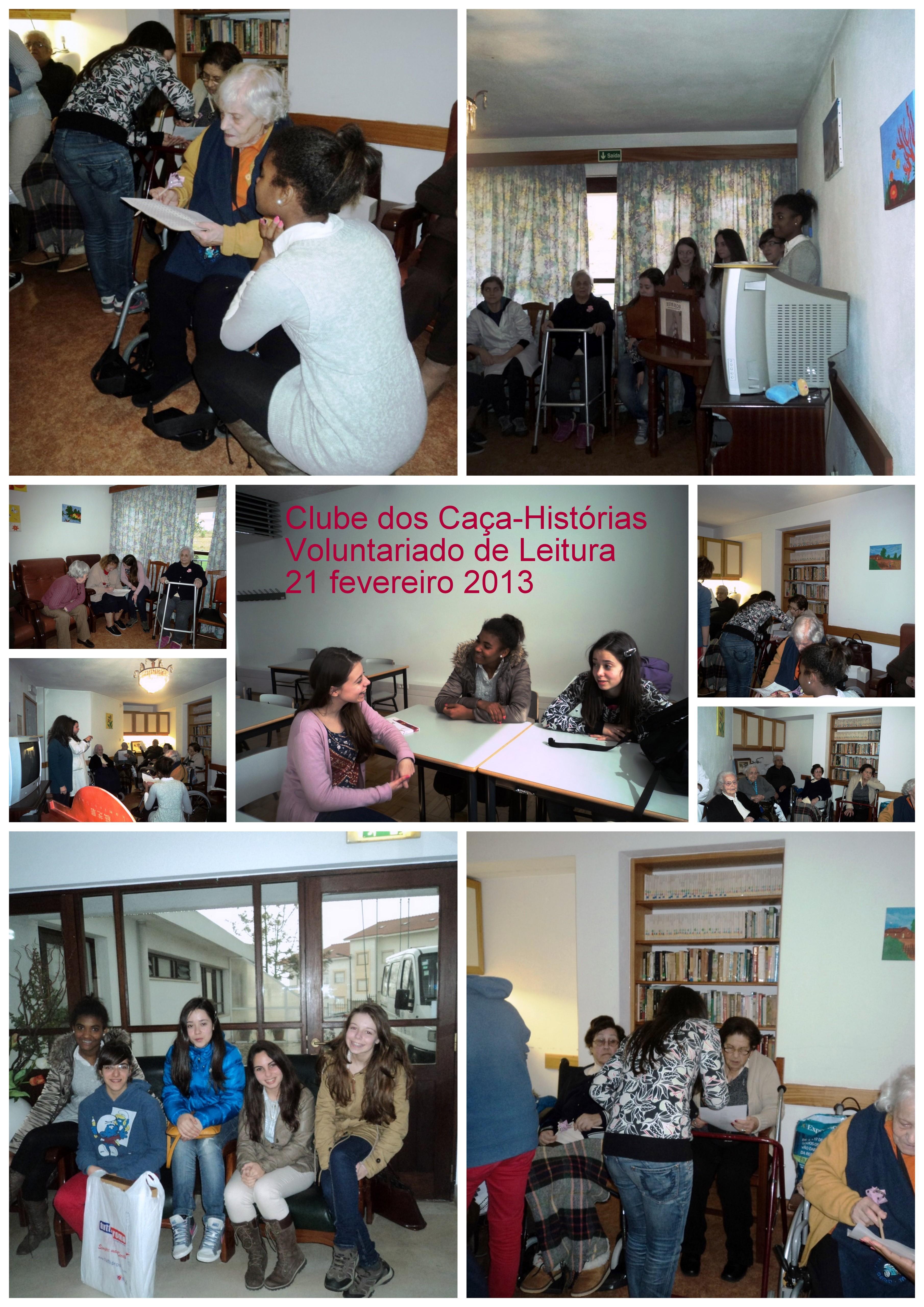 Clube de leitura voluntariado1