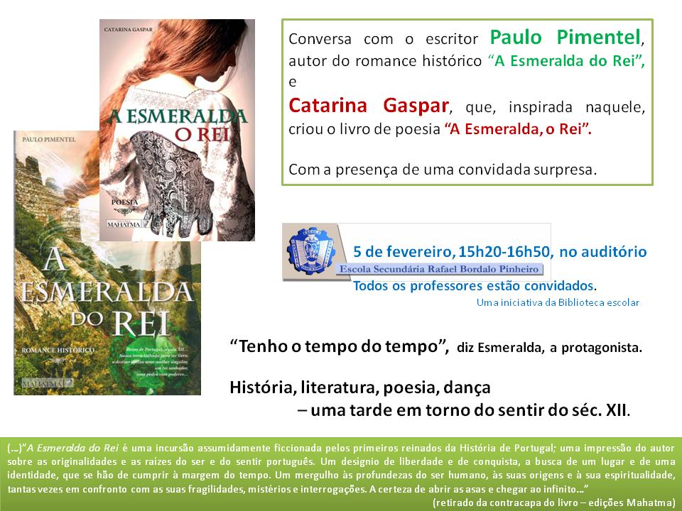 cartaz esmeralda do rei